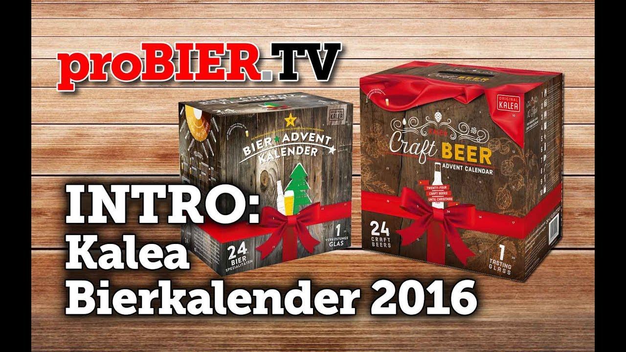 Alle Jahre wieder: Advent ist Bierkalenderzeit