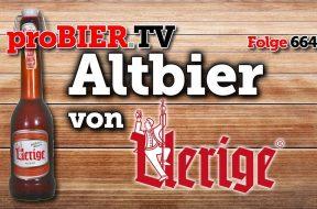 Altbier aus Düsseldorf von Uerige