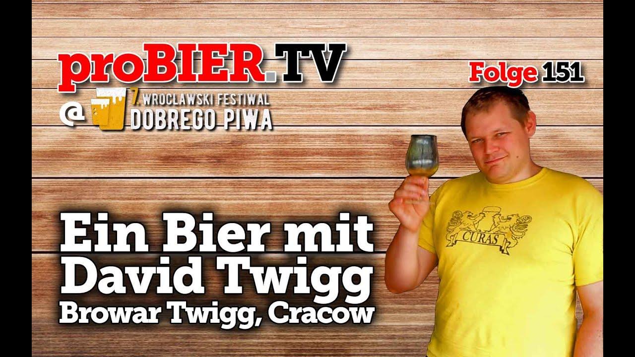 An Englishman in Cracow – Browar Twigg