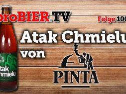 Atak Chmielu von Browar Pinta | proBIER.TV – Craft Beer Review #1006 [4K]