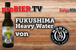 Atomunfall in Ungarn – Fukushima Nuclear Pale Ale von Monyo Brewing