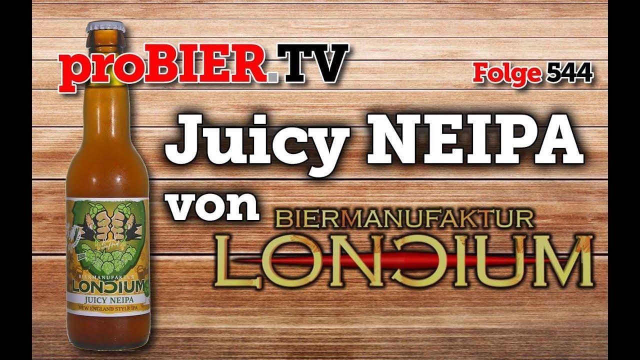Auch aus Kärnten kommt von Loncium jetzt ein Juicy NEIPA