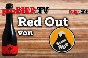 B-Kräfte führen zum Red Out – BrewAge Wild Ale