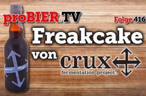 Backe, backe, Kuchen – Freakcake von Crux
