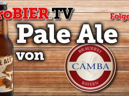 Bald aus Seeon: Pale Ale der Camba Bavaria
