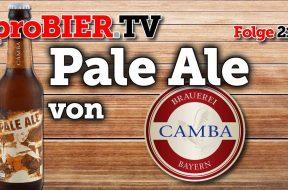 Bald aus Seeon: Pale Ale der Camba Bavaria