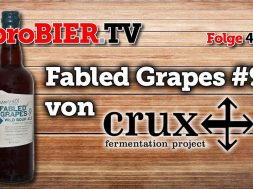 [Banished] Fabled Grapes Nr.9 – Crux Fermentation Project