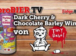 Barley Wine von Tiny Rebel / Siren | proBIER.TV – Craft Beer Review #845 [4K]