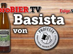 Basista – Das Farmhouse Ale von Browar Profesja