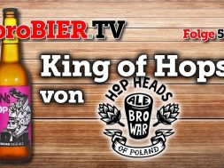 Bebop a lula – King of Hops von Ale Browar