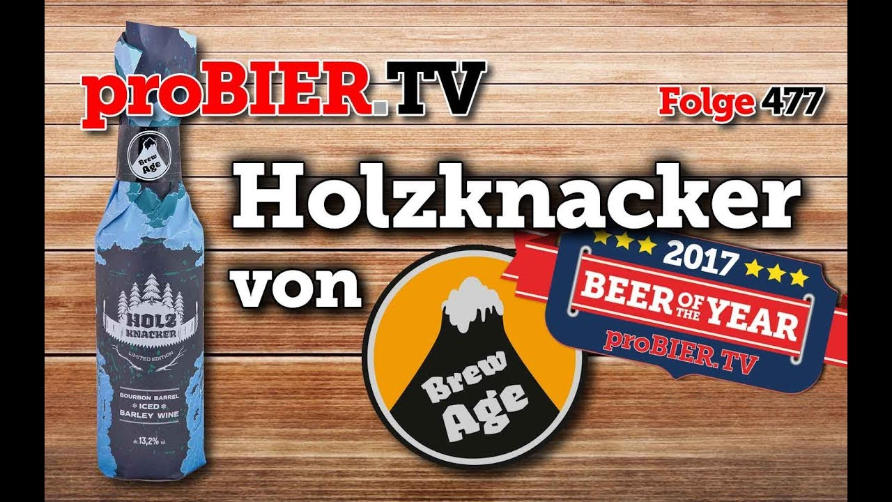 Beer of the Year 2017 – Brew Age Holzknacker