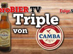 Belgisch bayerisches Triple der Camba Bavaria