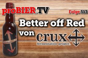 Better off Red – 2016 Banished Series – Crux Fermentation Project