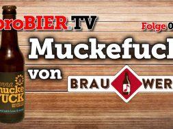proBIER.TV – Muckefuck von Brauwerk   #075   Craft Beer Review