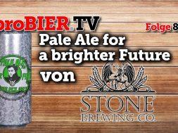 Bier für bessere Zukunft von Stone und Quartiermeister