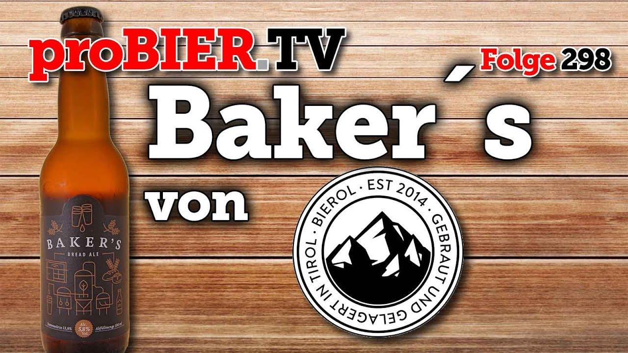 Bier von heute aus Brot von gestern – Bierol Baker´s Bread Ale