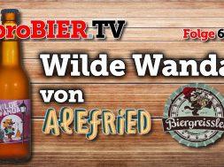 Bieriger Wien Geschichtsunterricht: Wilde Wanda