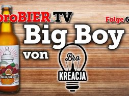 Big Boy Passion Fruit von Brokreacja | proBIER.TV – Craft Beer Review #656 [4K]