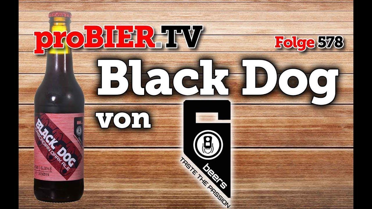Black Dog – Cascadian Dark von 6beers