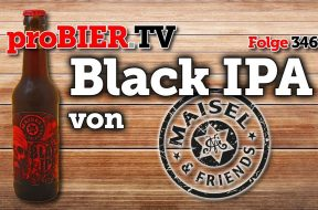 Blackbeards Delight – Maisel & Friends Black IPA