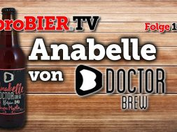 Bloggerbier Anabelle von Simon Martin & Doctor Brew