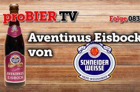 Bock on the rocks – Aventinus von Schneider Weisse