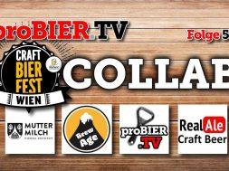 BREAKING NEWS – proBIER.TV macht ersten Collab Brew