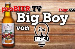 Brokeacja – Big Boy Passion Fruit Milkshake IPA