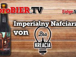 Brokreacja Imperialny Nafciarz – Whisky Rye Imperial Brown Porter Barrel Aged