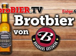 Brotbier von Gusswerk | proBIER.TV – Craft Beer Review #695 [4K]
