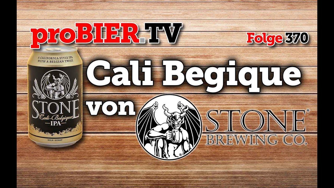 Cali Belgique – Stone Brewing vereint Kalifornien und Belgien