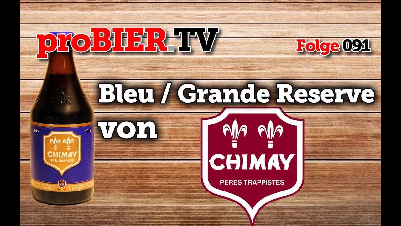 """Chimay Le Grand """"Bleu"""" – Belgischer Trappisten Klassiker"""