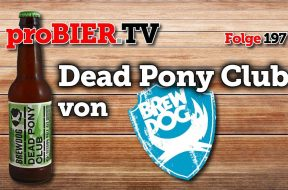 Club der toten Pferde – Brewdog Dead Pony Club