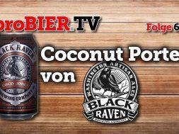 Coco Jones Coconut Porter von Black Raven Brewing