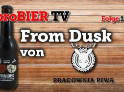 """Collab """"From Dusk"""" – Robust Porter von Pracownia Piwa"""