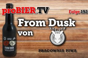 "Collab ""From Dusk"" – Robust Porter von Pracownia Piwa"