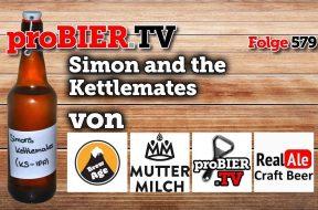 Craft Bier Fest Wien Collab – Simon & the Kettlemates