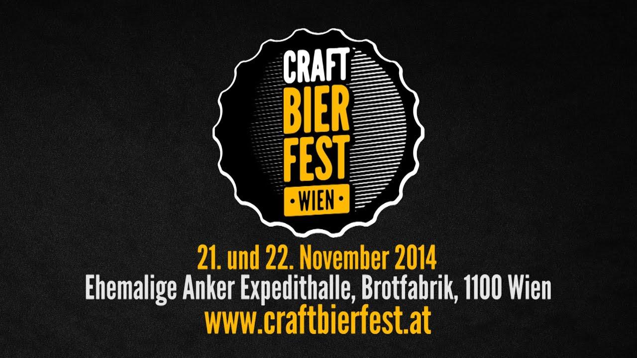 Craft Bier Fest Wien – Die zweite Auflage rockt die Bundeshauptstadt