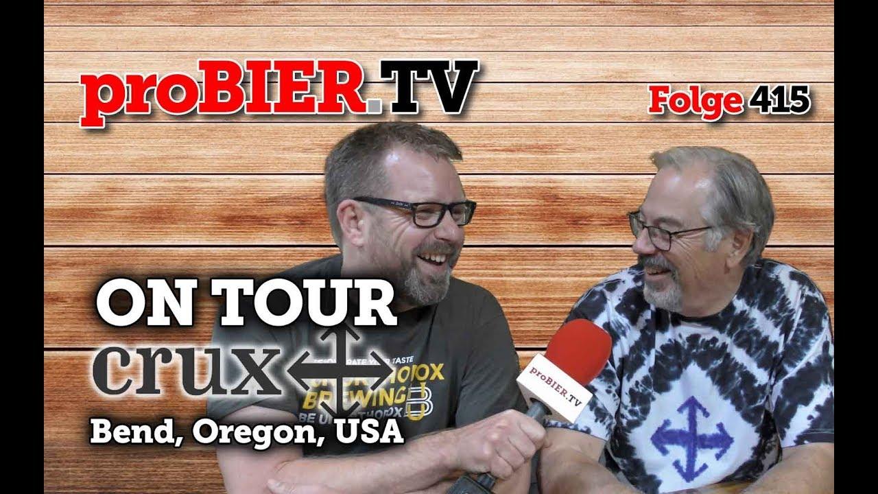 Crux Fermentation Project – Grandioses Bier aus Bend, OR