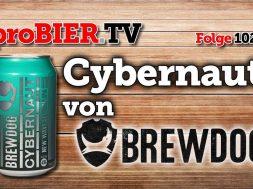 Cybernaut von Brewdog | proBIER.TV – Craft Beer Review #1022 [4K]