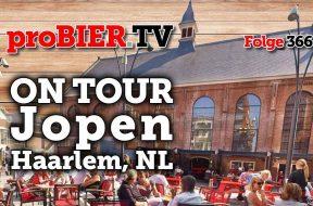 Das Bier aus der Kirche – Jopen, Haarlem, NL