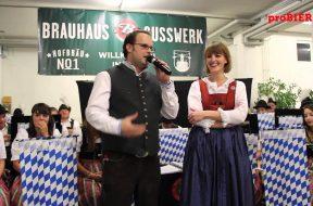 Das Brauhaus Gusswerk feierlich in Hof bei Salzburg eröffnet