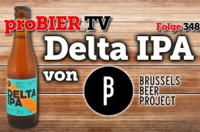 Das Delta IPA vom Brussels Beer Project