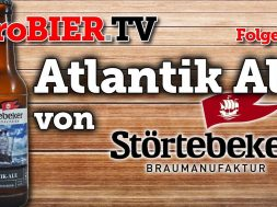 proBIER.TV – Atlantik Ale von Störtebeker   #263   Craft Beer Review [4K]