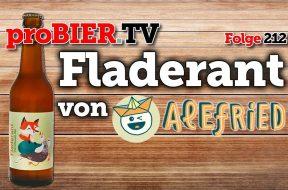 Der Fladerant ist vom Alefried Alfried
