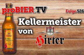 Der Kellermeister von Hirter Bier setzt auf Bio