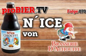 Der Winterzwerg aus Belgien – N´Ice der Brasserie d´Achouffe