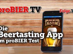 Die Beertasting App vorgestellt