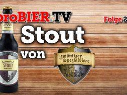 Die dunkle Seite des Erzgebirges: Stout aus Zwönitz