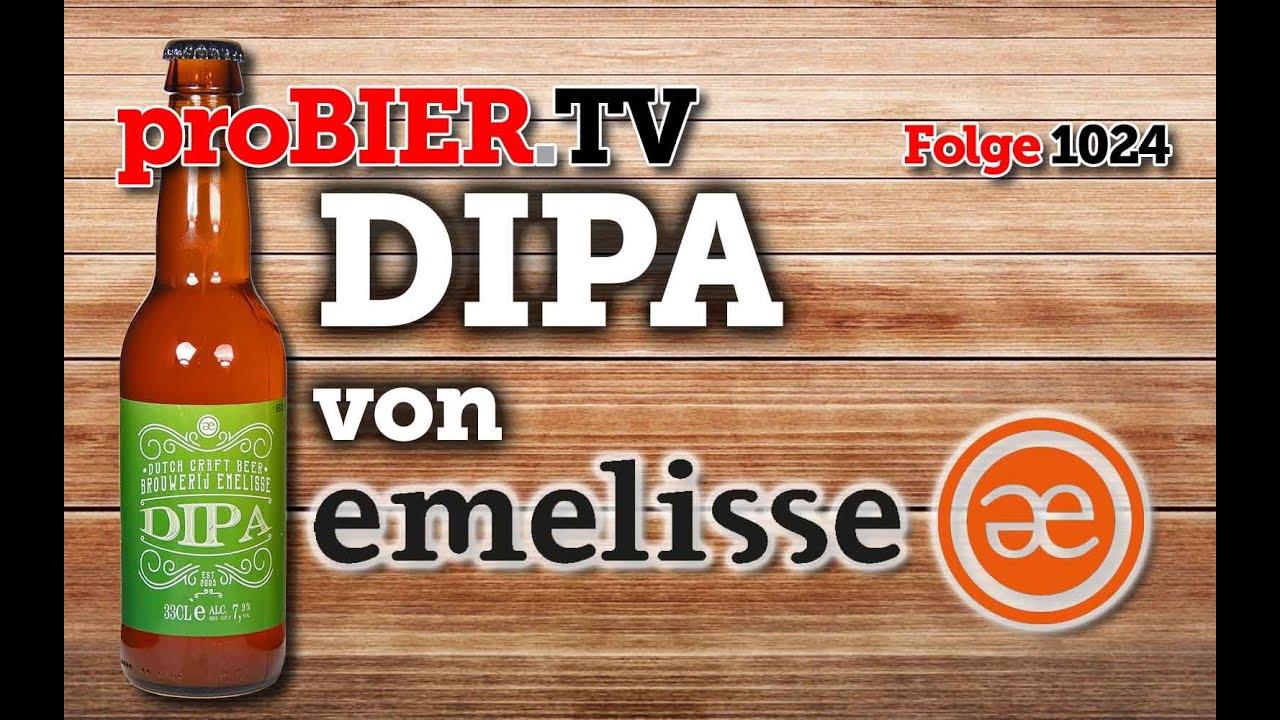 DIPA von Emelisse   proBIER.TV – Craft Beer Review #1024 [4K]